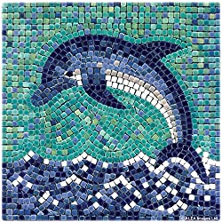Mosaik Bausatz - 4 Bausätze für tolle Mosaikbilder