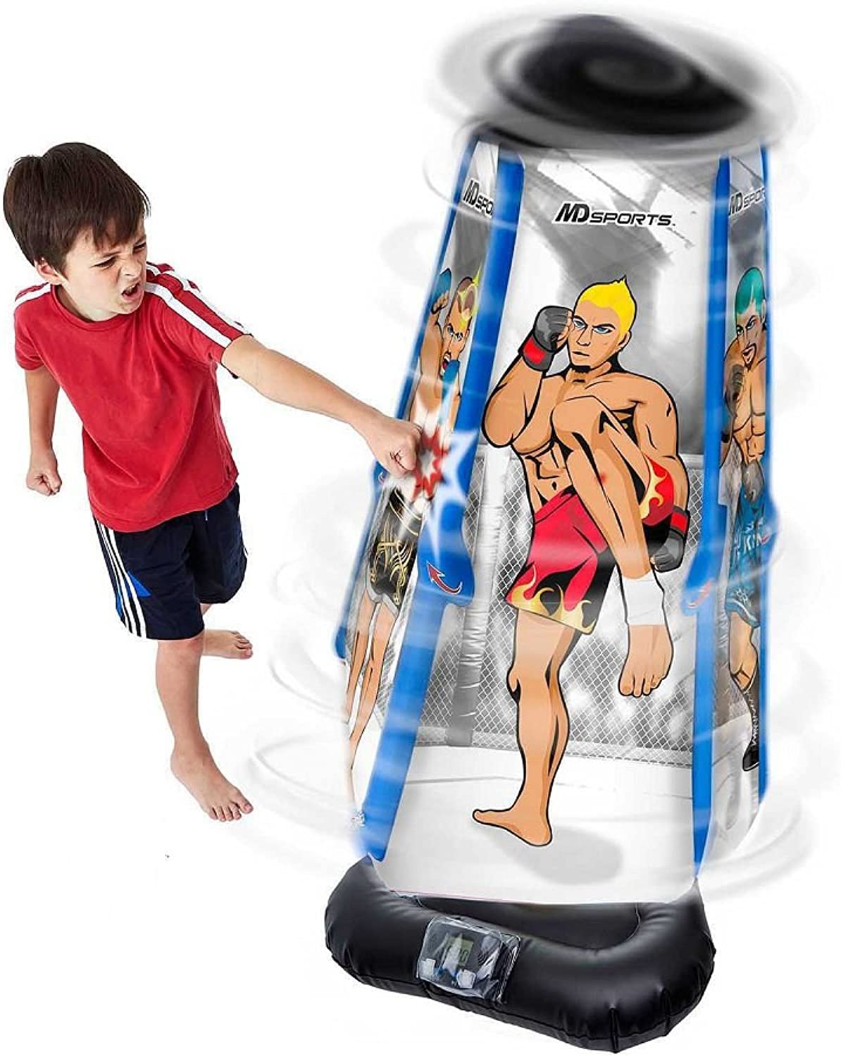 Jumbo Size Cage Fighter Game