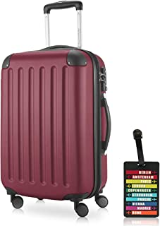 Hauptstadtkoffer - Spree, Carry on Hand Luggage Hard Shell