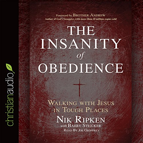 The Insanity of Obedience cover art