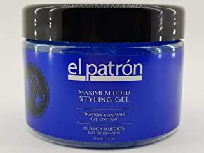 el patron hair gel