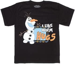 olaf i like warm hugs shirt