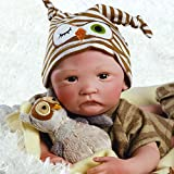 Best Baby Dolls That Look Reals - Paradise Galleries Hoot! Hoot! Baby Doll That Looks Review