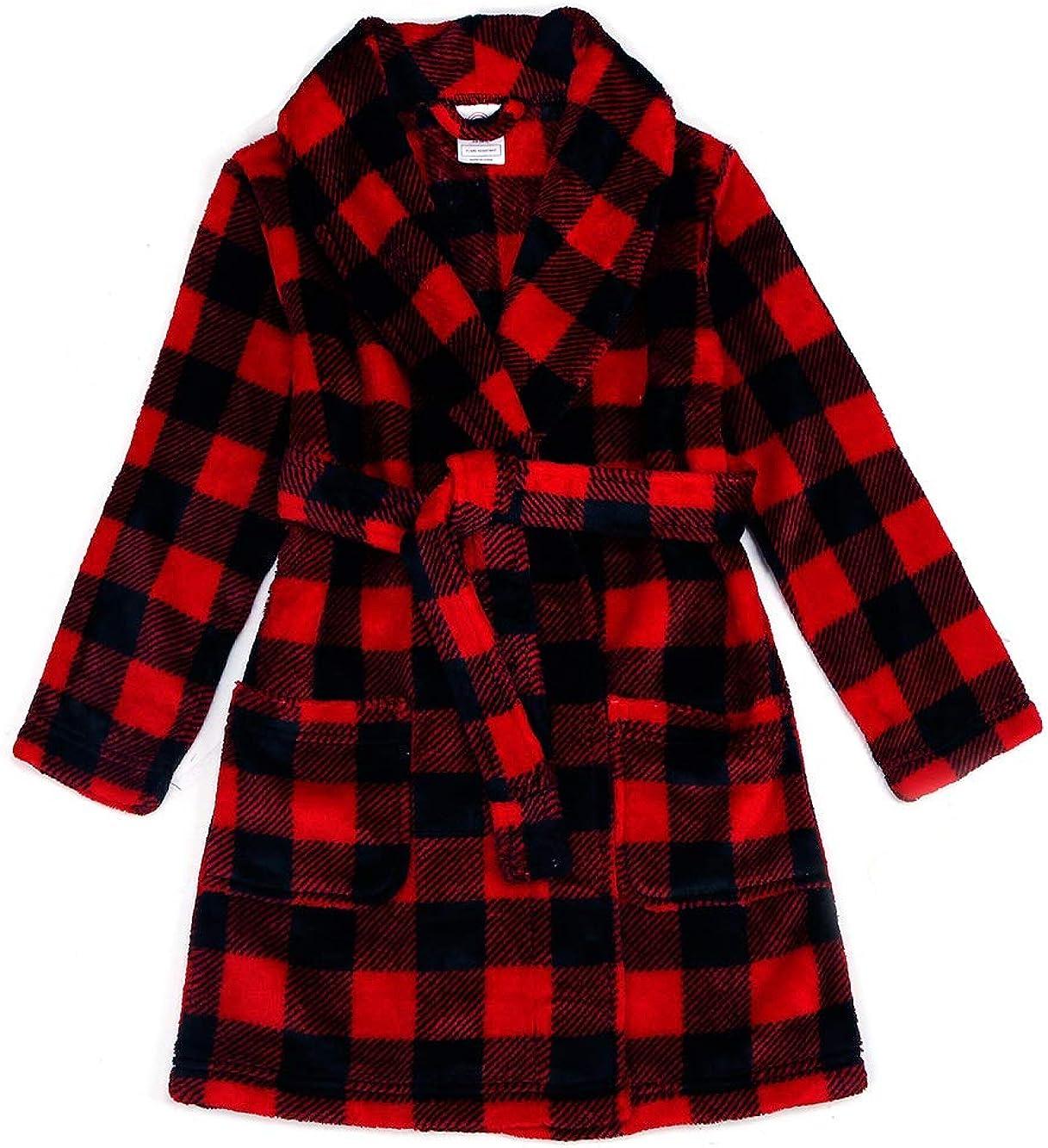 Boys Sales results No. 1 Plush Max 63% OFF Robe