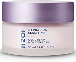 Gel Cream Sensitive Skin Moisturizer for Face | H2O+ Japanese Skin Care | Luxury Clean Beauty | Sensitive Collection