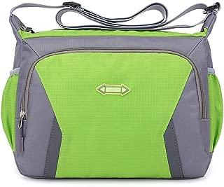 Fashion Women Crossbody Bag Shoulder Bag Casual Nylon Messenger Bag Multilayer Female Bolsos Sac A Main Shopping Travel Handbag