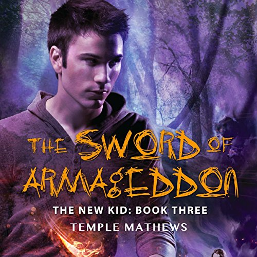 The Sword of Armageddon cover art