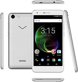 Vestel Venus V4 32GB (Vestel Türkiye Garantili) Cep Telefonu,Gümüş