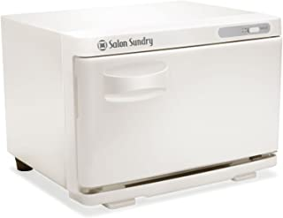 Salon Sundry Professional Hot Towel Warmer Cabinet - Facial Spa and Salon Equipment - White