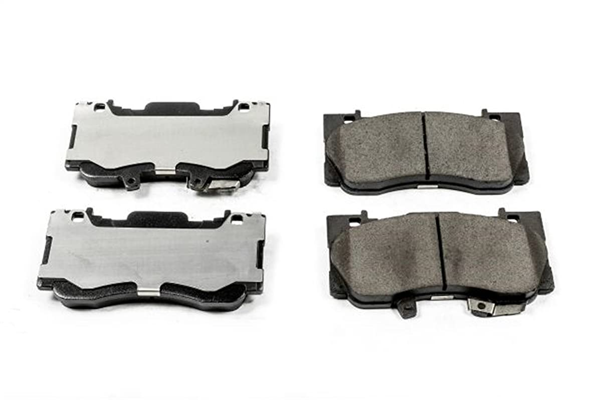 Power Stop 16-1784 Z16 Evolution Clean Ride Ceramic Brake Pad