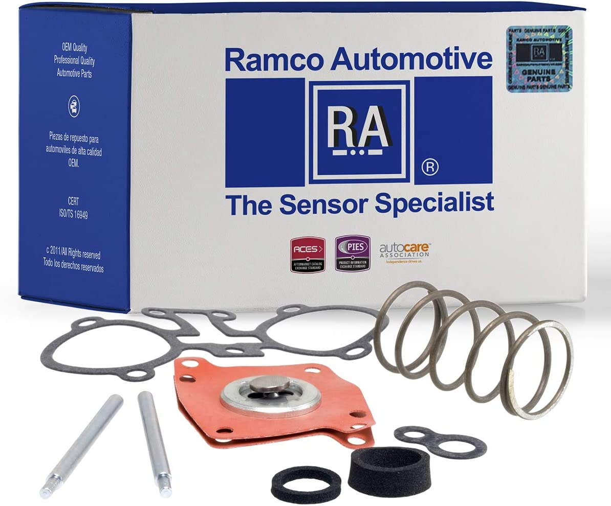 Ramco Automotive Fuel Free shipping anywhere in the nation Injection Regulator Ranking TOP3 Compatible Pressure
