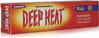 Mentholatum Deep Heat Rub - 35 gm