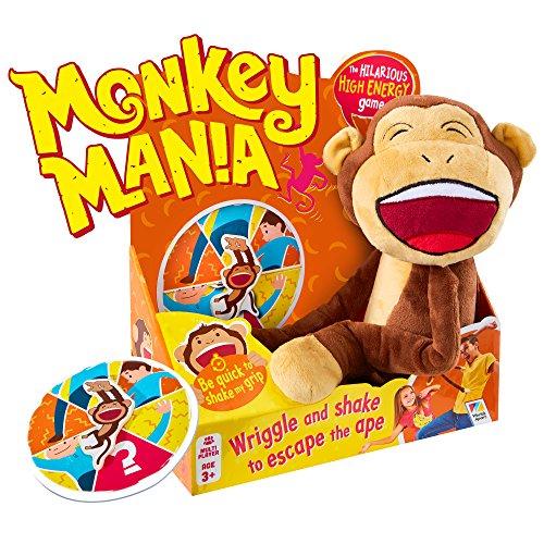 Worlds Apart Monkey Mania Fun Family Ape Juego