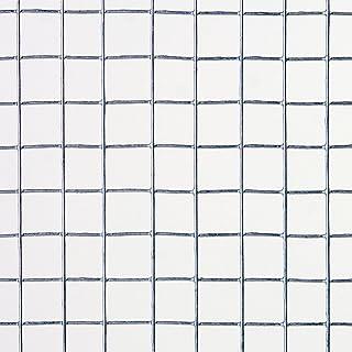 Catral 55010005 - Malla cuadrada galvanizada, 50 x 300 x 4 cm, color plata