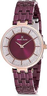 Daniel Klein Womens Quartz Watch, Analog Display and Stainless Steel Strap - DK12176-6