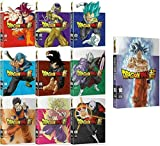 Dragon Ball Super Parts 1 - 10 DVD Bundled Set