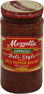 Best mezzetta zesty bell pepper relish Reviews
