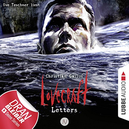 Lovecraft Letters 4 cover art