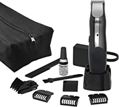 WAHL GroomsMan Rechargeable Cord/Cordless Beard & Stubble Trimmer, 9918-1427