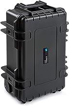 B&W Jumbo 6600 Gereedschapskoffer met gasveren (met insteekvakken voor gereedschap, koffer van PP, volume 26,4 l, binnenaf...