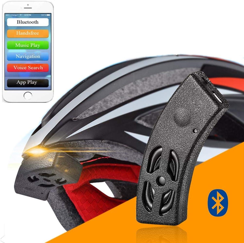 ROCKBROS Smart blueetooth Helmet Audio Riding Bicycle Bell Speaker Hands Free Phone Call