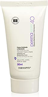 Farmapiel Crema Exfoliante Hidratante Derma Keri 40, 30 ml