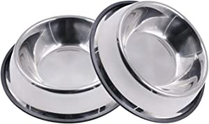 Mlife Stainless Steel Dog Bowl