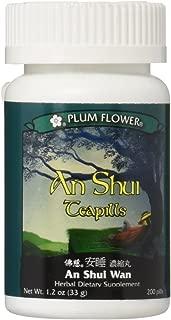 An Shui Wan, 200 ct, Plum Flower