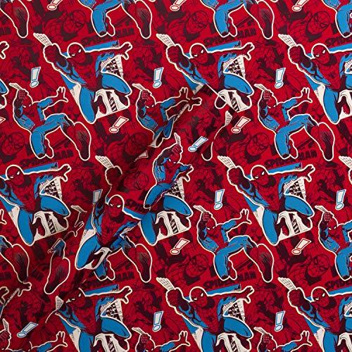 Hallmark Geschenkpapier für jeden Anlass, Motiv Spiderman, 2 m Rolle