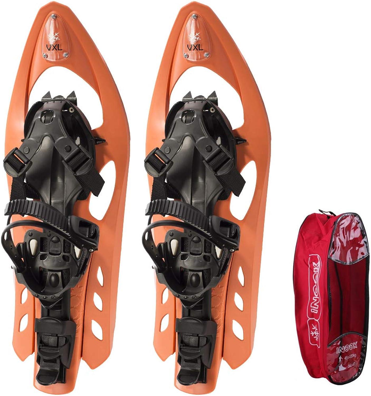 Inook Schneeschuhe Allround VXL mit Steighilfe und Ratschenbindung, Schuhgre EU 34-43 (UVP  149,95  )