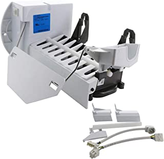 ge ice maker model can17