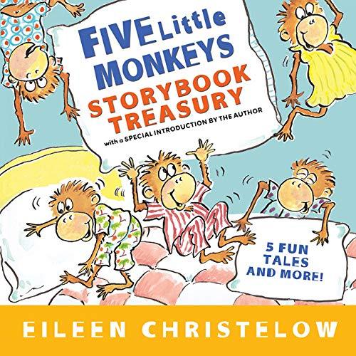 Five Little Monkeys Storybook Treasury (A Five Little Monkeys Story)の詳細を見る