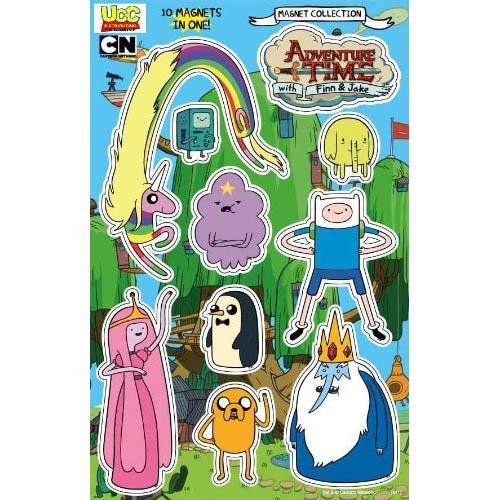adventure time magnet