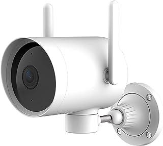 IMILAB EC3 Telecamera di sorveglianza, 1296P HD WiFi IP 3MP, rilevamento di persone, audio bidirezionale, impermeabile IP66