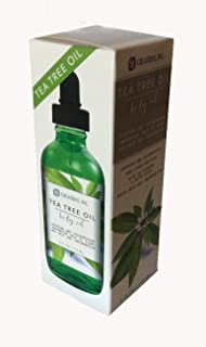 SJ Creations Tea Tree Body Oil 4 fl oz