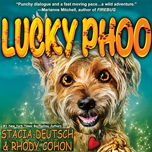 Lucky Phoo  By  cover art
