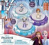 Disney Frozen 2 CRA-Z-Snow Glitter Snow Globes