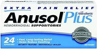 Best anusol plus ingredients Reviews