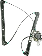 A-Premium Power Window Regulator with Motor for BMW E53 X5 2000-2006 Front Left Driver Side
