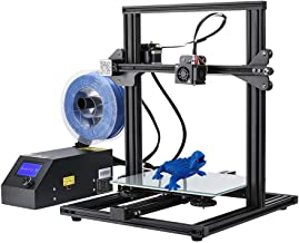 Creality CR-10 Mini 3D Printer by MKK Aluminum DIY Printer with Resume Print Open Source Large Print Size 300x220x300mm 60% Pre-Assembled (CR10 Mini)