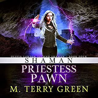 Shaman, Priestess, Pawn cover art