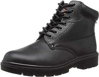 Dickies FA23333 BK 5 Brodequins de sécurité Antrim S1-P Taille 38 noir
