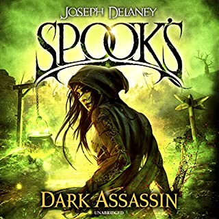 Spook's: The Dark Assassin cover art