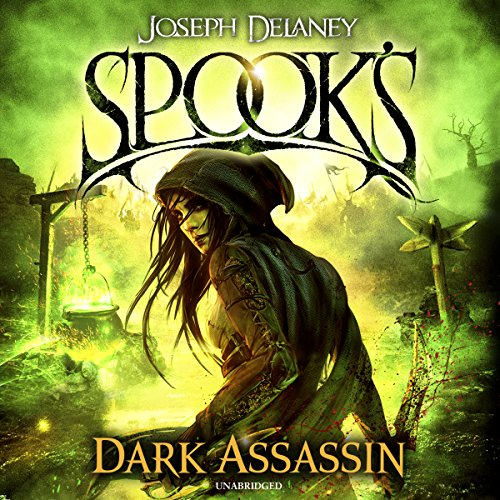 Spook's: The Dark Assassin audiobook cover art
