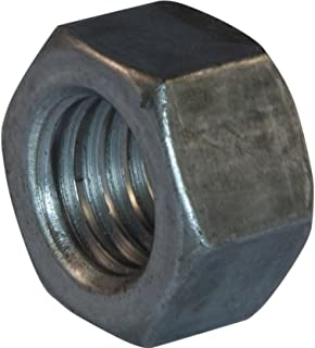 """Small Parts FSC716FHN8P High-Strength Steel Hex Nut, Grade 8, 7/16-20"""" Thread Size (Pack of 100)"""