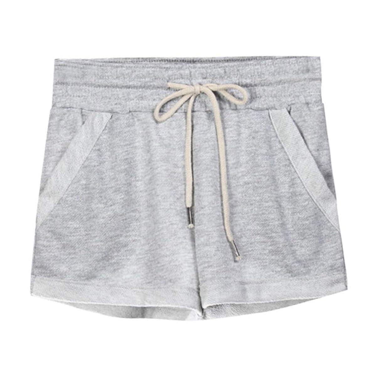 iNoDoZ Fashion Women's Summer Casual Plus Size Soft Shorts Fitness Yoga Home Pants Sports Pants