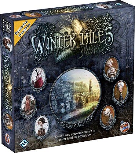 Asmodee HE536 - Winter Tales