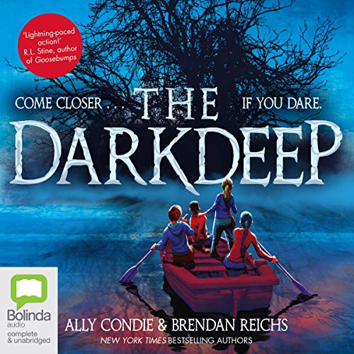 The Darkdeep cover art
