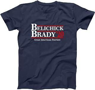 Brady Belichick 2020 Presidential Election Great American New England Patriots Mens Shirt