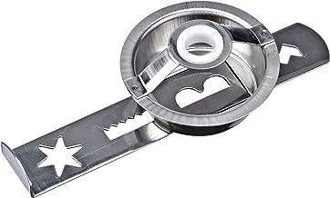 Bosch MUZ45SV1 Spritzgebäckvorsatz für Fleischwolf zu Küchenmaschinen (MUM4, MUM5) weiß